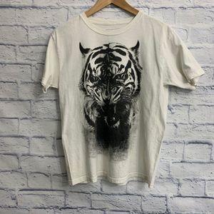 White Empyre Tiger Tee